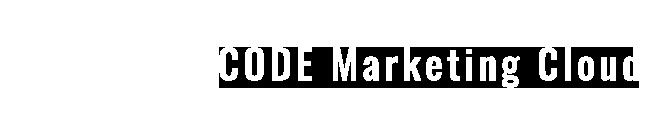 "Webサイトの高速PDCAを実現するWebサイト改善ツール""CODE Marketing Cloud"""